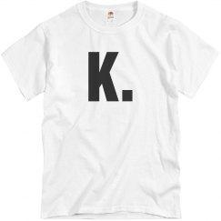 K. T-Shirt