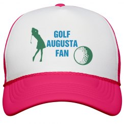 Golf Augusta Fan
