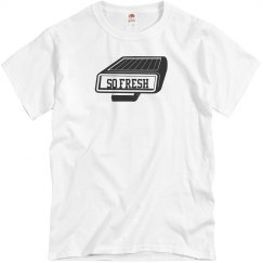 So Fresh Pager Tee