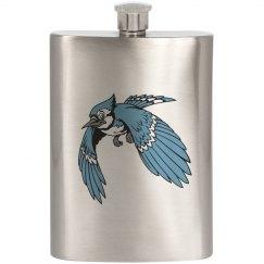 Blue Jay Flask