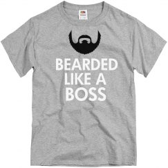 Bearded Like A Boss
