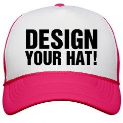 Design A Custom Hat