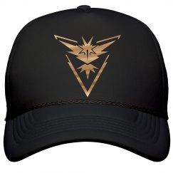 Metallic Instinct Trainer Hat