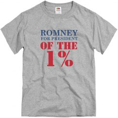 Romney For The 1%
