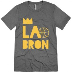 LABRON Los Angeles King James