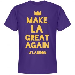 LABRON Make LA Great Again