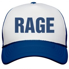Rage Trucker Hat