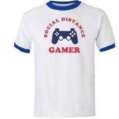 Social Distance Gamer