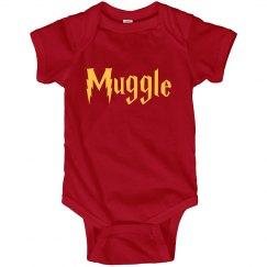 Baby Muggle Costume