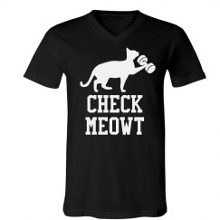 Check Meowt Right Meow
