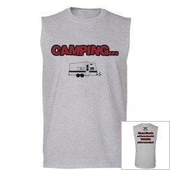 Grey Camper Muscle T
