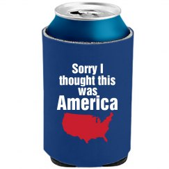 Sorry Thought It Was USA