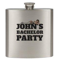 John's Bachelor Flask