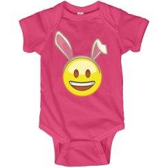 Emoji Easter Bunny