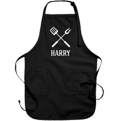 Harry Personalized apron