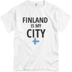 Finland is my city