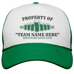 St. Patty Drinking Team