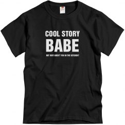 Cool Story Babe...