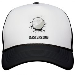 Masters Golf 2016