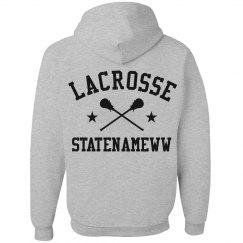 Lacrosse Player Statenameww Pride