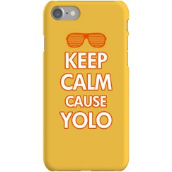 Keep Calm Cause Yolo
