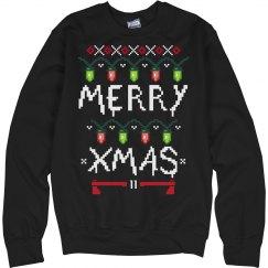 A Stranger Merry Xmas