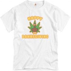 Happy Danksgiving Shirt