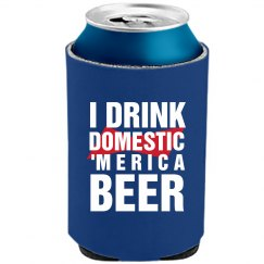 Domestic Beer Koozie