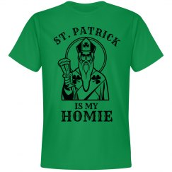 St. Patrick Is My Homie