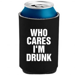 Who Cares Can Cooler