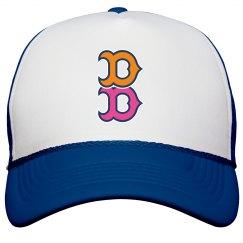 Boston Donut Parody Baseball Hat