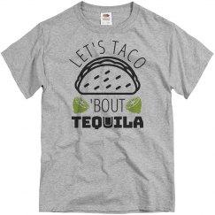 Cinco De Mayo Taco 'Bout Tequila