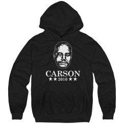 Ben Carson 2016 Hoodie
