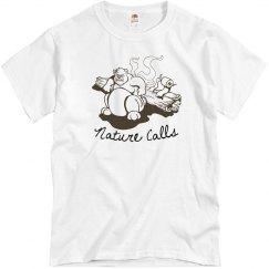 Nature Calls T-Shirt