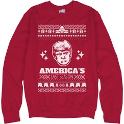 America's Last Season Sweater
