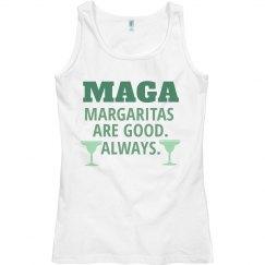 MAGA Mueller Ain't Going Away