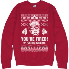 You're Fired! Trump Christmas