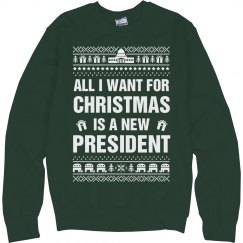 New President For Christmas