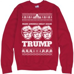 Make America Great Again Sweater