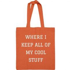 Where I Keep All My Cool Stuff