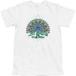 Electric Eye Peacock Tee