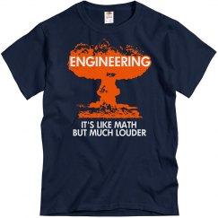Engineering Like Math
