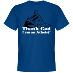Thank God I am Atheist