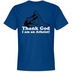 Thank God I am Atheist