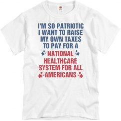 Tax Ideology for Patriotic Americans
