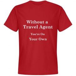 Travel agent Keep Calm