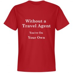 Travel agent Keep Calm