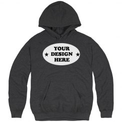 Add Your Band Name To This Hoodie