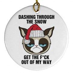Through the Grumpy Snow