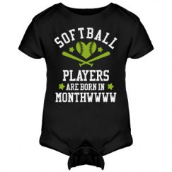 Softball Players Are Born In Monthwwww